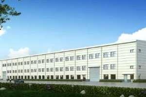 HCG和成卫浴生产基地三期工程正式动工安庆